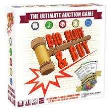 buy and bid bid bluff buy strategy target