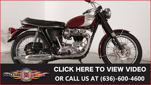 1970 triumph bonneville t120 sold youtube