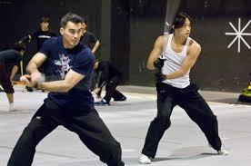 film ninja dancing feature rain behind the scenes of ninja assassin