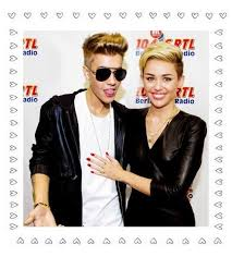 justin bieber all around the world rtl justin bieber and miley cyrus at the audio awards are they