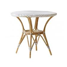 Rattan Bistro Table Rattan Bistro Table Conservatory Tables