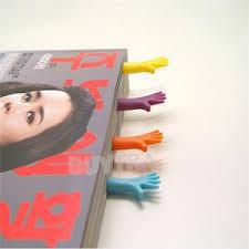 aliexpress help 4 pcs lot help me colorful hands design bookmarks set plastic