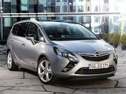 opel zafira tourer 2012 pictures information u0026 specs