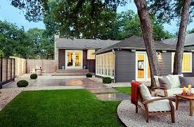5 basic tips for modern garden design at home interior design