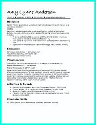 Best Resume Template For Recent College Graduate by Resume Template Recent College Graduate