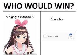 Ai Meme - the advanced kizuna ai animemes