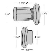 96 tension mount shower rod