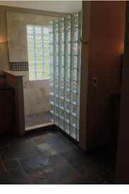 bathroom design innovate building solutions blog glass block in