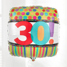 30th birthday flowers and balloons 30th birthday balloon secret garden floral designs flowers in