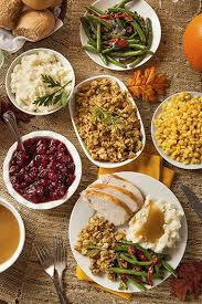 thanksgiving dinners and catering