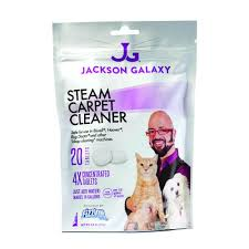 Rug Cleaning Products Jackson Galaxy 64 Oz Steam Carpet Cleaner Tablet 20 Pack 156