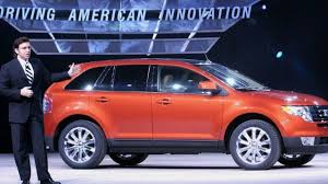 Ford Edge 2006 Ford Edge Concept Photo Gallery