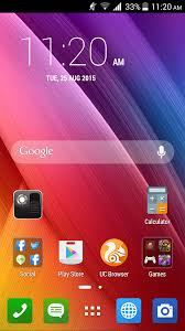 themes for android phones ported asus zenfone 2 launcher themes and system apps for all