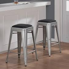 kitchen bar stools backless surprising outstanding backless metal bar stools 14 remarkable