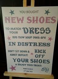 wedding flip flops flip flops wedding sign shoes sore flip flop basket