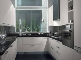 U Shaped Kitchens Designs Small Contemporary U Kitchen Modern U Shaped Kitchen Design Using
