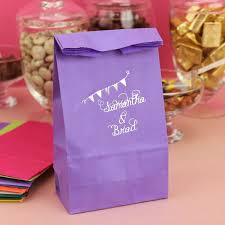 candy bar bags personalized 44 best wedding candy bar images on wedding candy