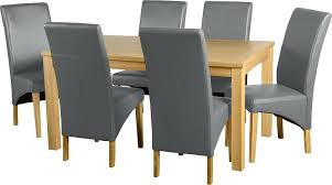 Leather Dining Chairs Canada Grey Leather Dining Chairs Grey Leather Velvet Dining