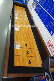 Antique Shuffleboard Table For Sale Costco Vintage Shuffleboard Table 399 99 Frugal Hotspot