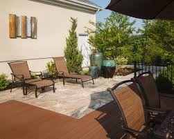 patio and deck designed for entertaining beechwood landscape