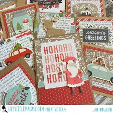 pebbles merry merry cards hey magpie hey