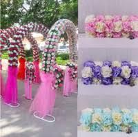 wedding arches canada canada silk flowers arch supply silk flowers arch canada