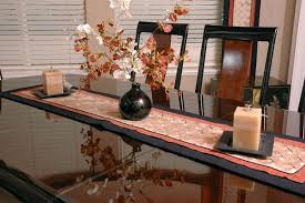 dining room table runner impressive tables stunning dining table set wood in room at