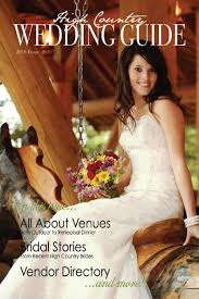 high country wedding guide 2010 issue by hcwg issuu