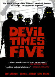House Movies by Devil Times Five Aka The Horrible House On The Hill 1974