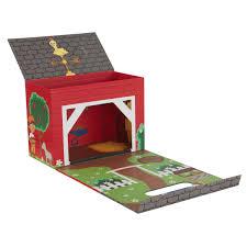 kidkraft travel box play set farm 63386 pirum wooden toys