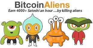 apps blockchain aliens