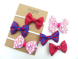 fabric bows 44 best kit handmade bows images on hair