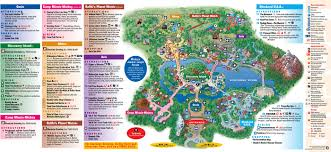 Show Map Of Florida by Park Maps 2008 Photo 4 Of 4