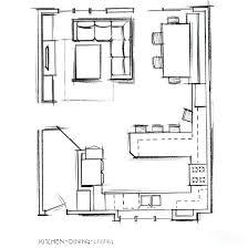 kitchen floor plan u2013 moute