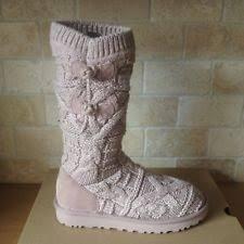 womens sheepskin boots size 11 ugg womens garnet sheepskin boot black us size 11 ebay