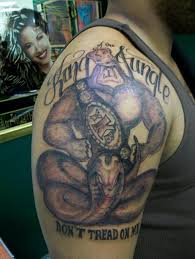 of the jungle tattoo