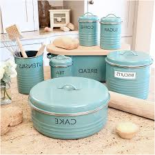 blue wild bird kitchen baking collection canister sets cake