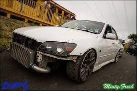 lexus altezza stock minty fresh boosted altezza driftworks forum