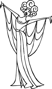 calliope coloring pages wecoloringpage