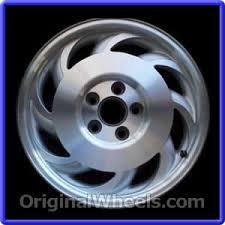 1996 corvette wheels oem 1991 chevrolet corvette rims used factory wheels from