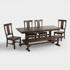 Dining Room Furniture Sets Table  Chairs World Market - Dining room chair sets