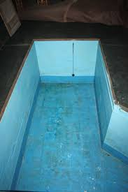 baptism pool coflein mapping