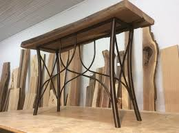 Metal Sofa Table Ohiowoodlands Console Table Base Steel Sofa Table Legs Accent