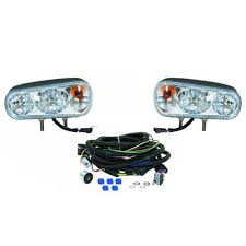 wiring snow plow lights buyers oem snow plow lights universal halogen snow plow light kit w