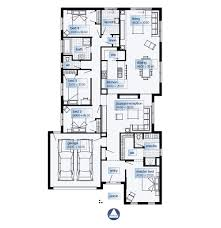 Arlington House Floor Plan by Arlington Simonds Homes Victoria