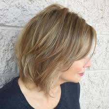 50 Wispy Medium Hairstyles by 80 Best Modern Haircuts Hairstyles For 50