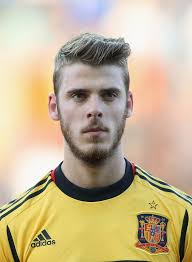 mens tidal wave hair cut the 15 most important hairstyles of the 2014 world cup david de gea