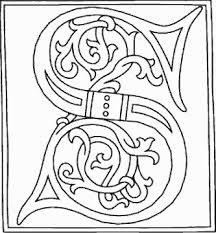 coloriage alphabet alphabet 3 à colorier allofamille