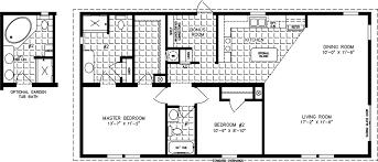 Two Bedroom Cottage Floor Plans Remarkable Astonishing 2 Bedroom Mobile Homes 28 2 Bedroom Single