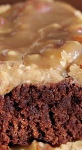 german chocolate brownies recipe german chocolate brownies and